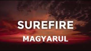 John Legend - Surefire (magyarul)
