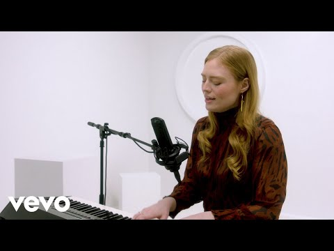 Freya Ridings - You Mean The World To Me Live Performance | Vevo