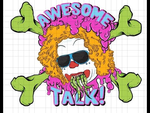AWESOME TALK! S3 Ep8-9.23.14! GUESTS:Mike Sgroi, Brian Dooley, DLT Cntrl SHFT PWR, Heavy Metal John!