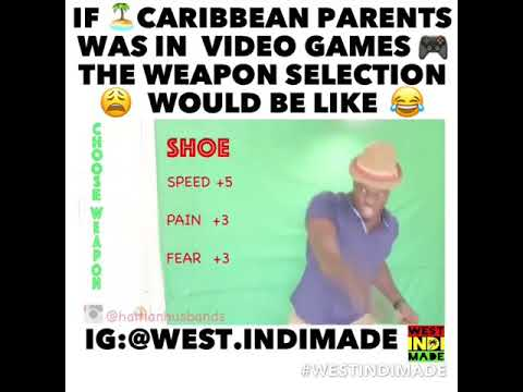This video goes out to all the Caribbean and African children
