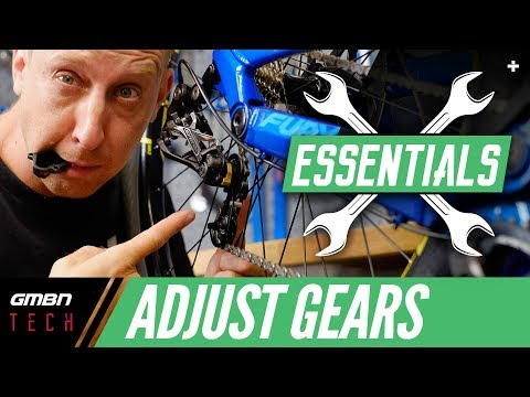 GMBN Tech Essentials Ep. 4   Adjusting Gears
