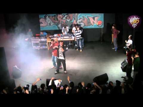Kamufle - Bakırköy İstanbul Hiphop Jam 13 Performansı @ Hiphoplife.com.tr