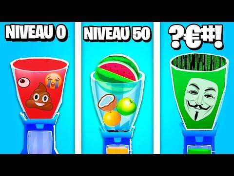 LA MEILLEURE ÉVOLUTION DE MIXEURS !! (Blend It 3D)