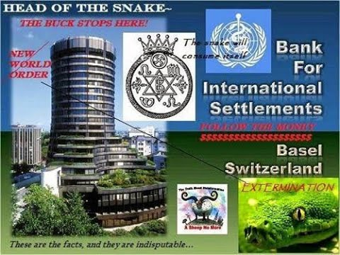 Bank For International Settlements ¦ Central Bank Of The World ¦ Hitlers Nazi Bankers Switzerland