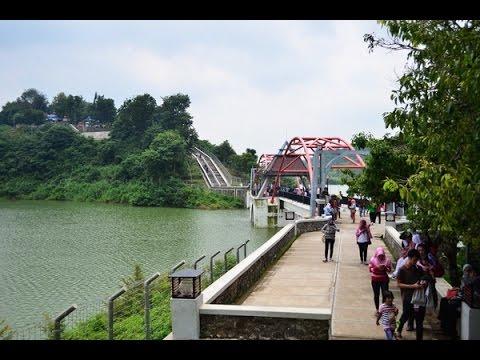 Objek Wisata Goa Kreo Waduk Jatibarang Semarang Jawa Tengah Youtube