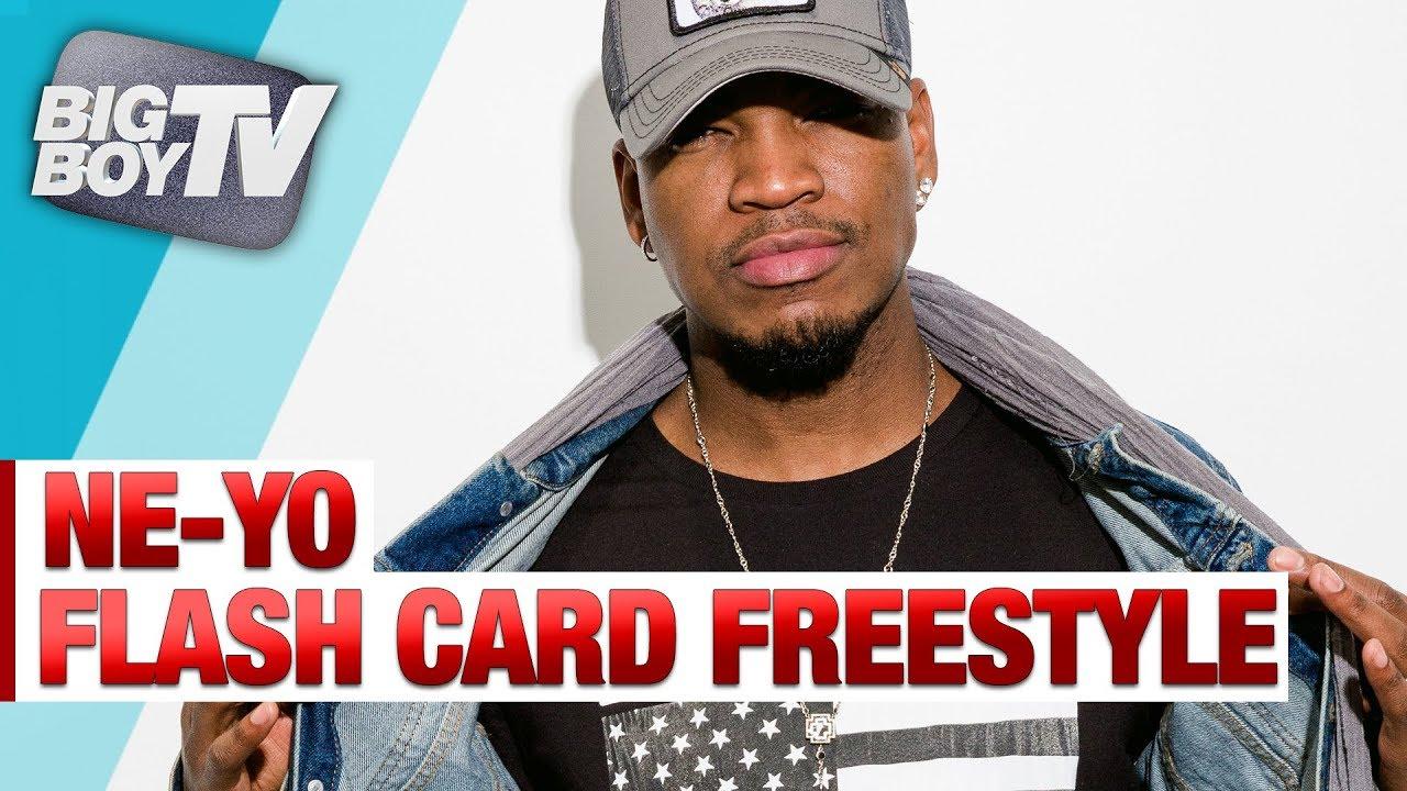 Download Ne-Yo & Big Boy Go Back And Forth in Flash Card Freestyle