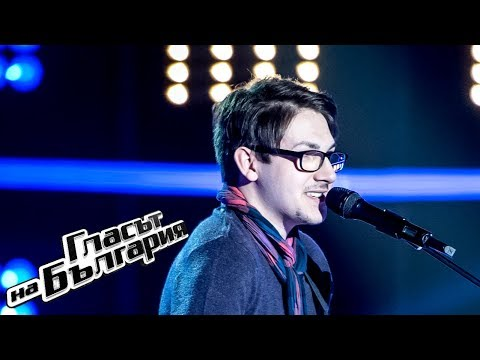 Hristian Nenov – I Took A Pill In Ibiza | Blind Auditions | The Voice of Bulgaria 2019