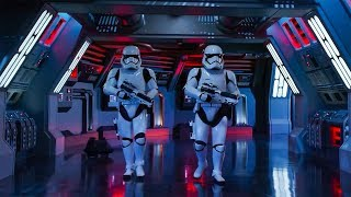 Star Wars: Rise of the Resistance Attraction Teaser! Galaxy's Edge Walt Disney World Disneyland
