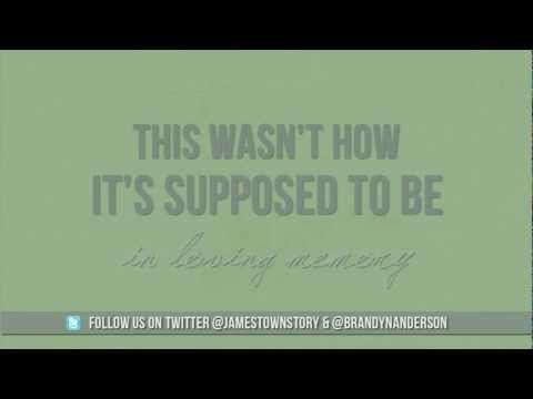 """In Loving Memory"" - Jamestown Story (Official Lyric Video)"