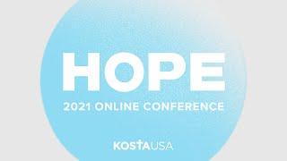 "2021 KOSTA/USA 주제가 ""Hope&…"