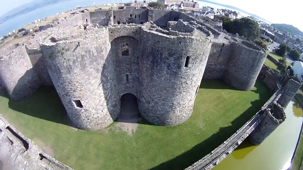 Beaumaris Castle World History Encyclopedia