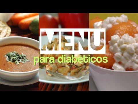menu diario para diabeticos en colombia