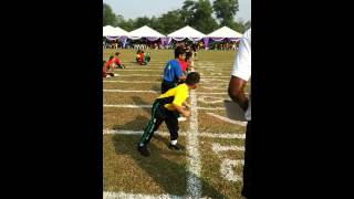 Kanzler Ibrahim Sports Day 2015 at MAZ Int. School