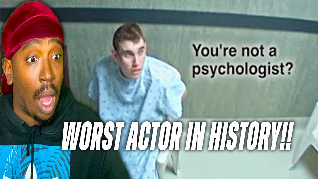 Reaction To What pretending to be crazy looks like...(JCS Criminal Psychology)