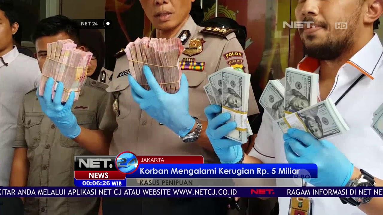 Kasus Penipuan Dengan Modus Pinjaman Dana Net24 Youtube