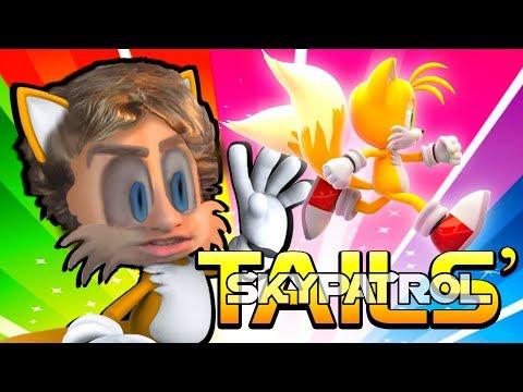 Tails' Skypatrol DEATH MONTAGE!