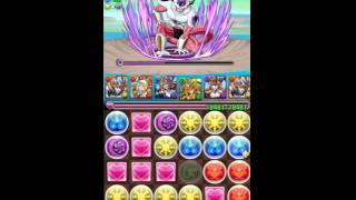 Puzzle and Dragons X Dragon Ball Kai. Gameplay