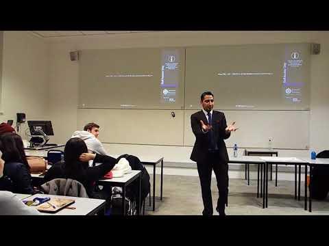 Abdul Shakur   Dating vs Social Media for Entrepreneurs