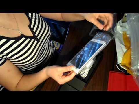 обзор тел. Lenovo A7600 S8.  с сайта  aliexpress