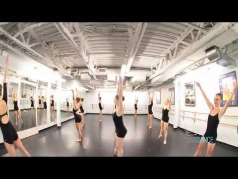 Deas Island Dance - In Class