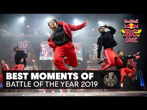 Best Moments | Battle Of The Year 2019