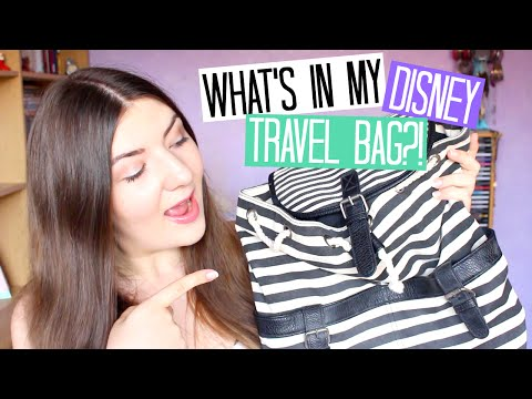 Whats In My Carry On Bag?!   Lizzie Gines