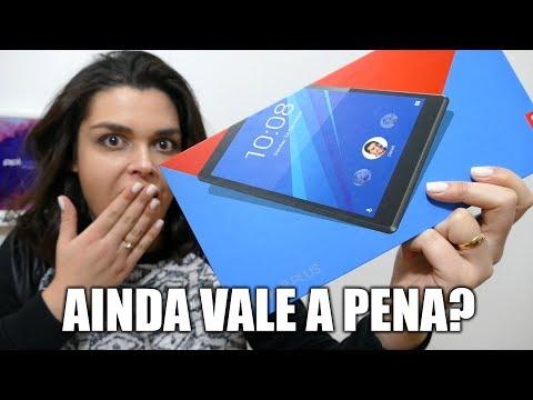 Lenovo Tab 4 8 Plus -Ainda vale a pena?