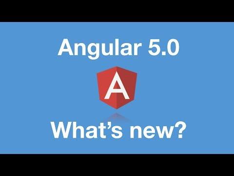 What's new in Angular 5?   Ninja Squad
