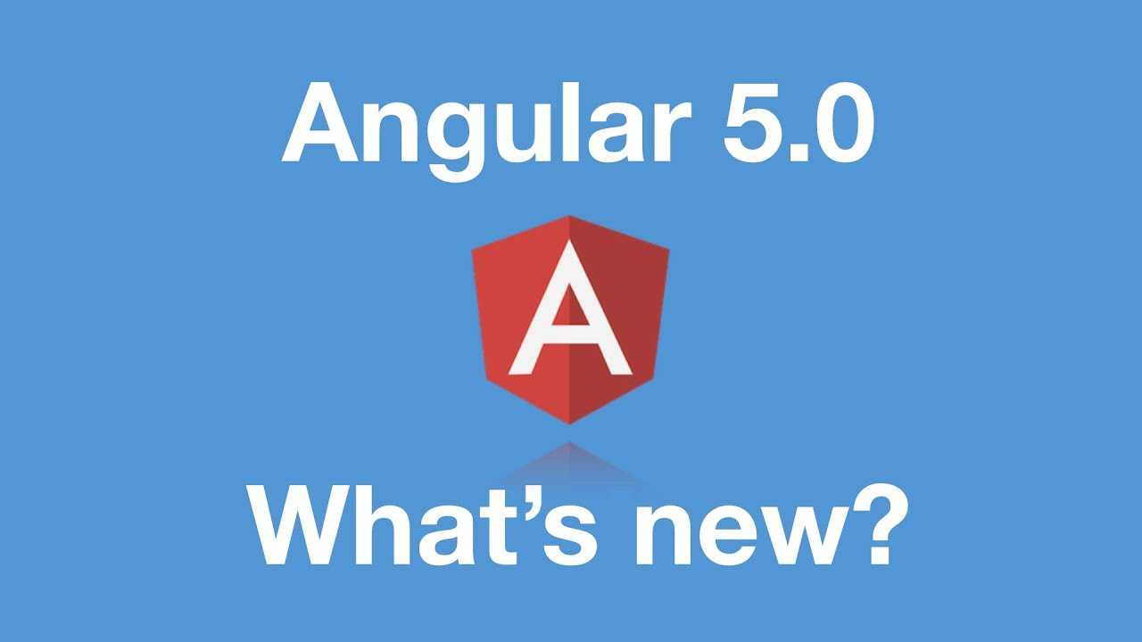 What's new in Angular 5? | Ninja Squad