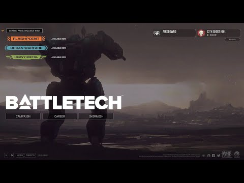 BATTLETECH Ep. I: Bro, do you even BATTLETECH?  game play and mission run through. |
