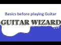 guitar tutorial 1 - basics