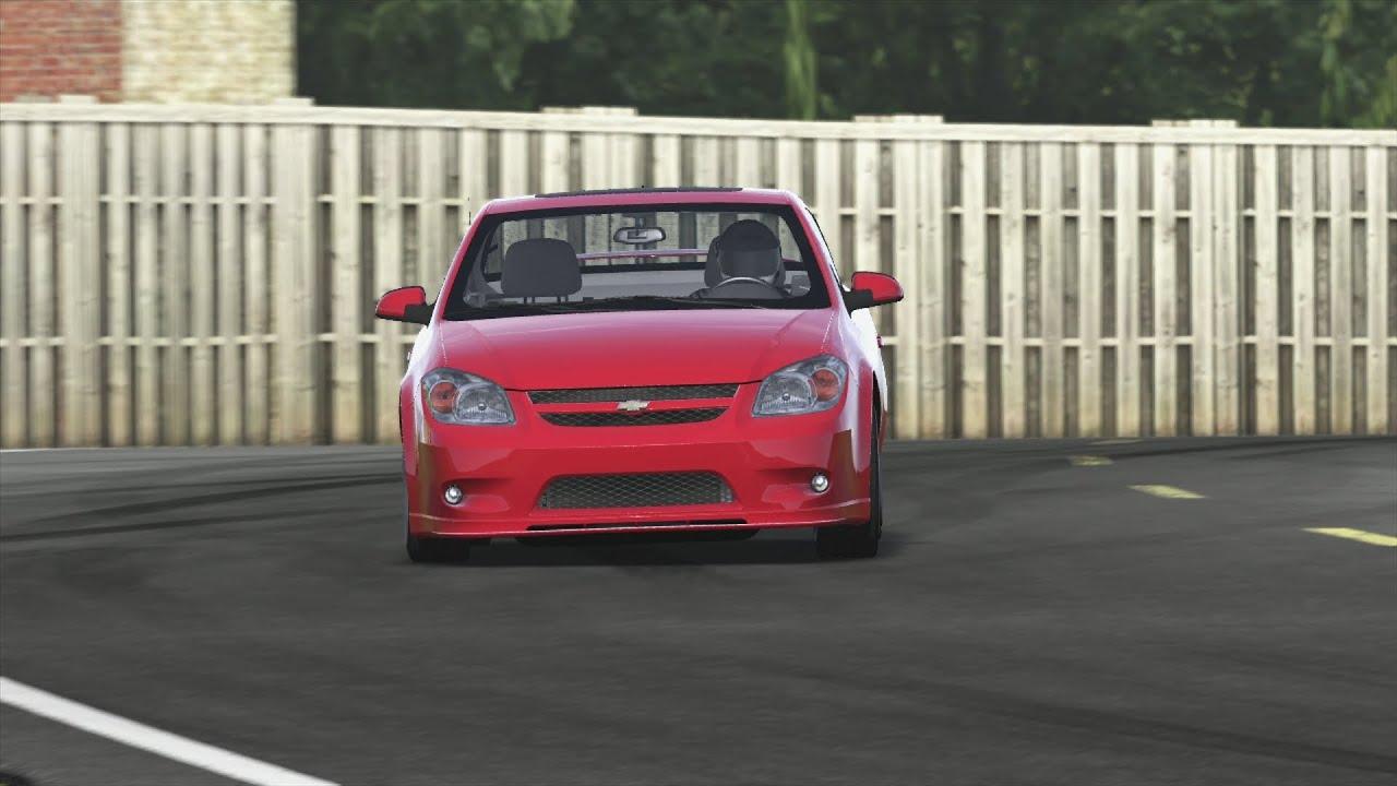 Cobalt SS Top Gear Test Track