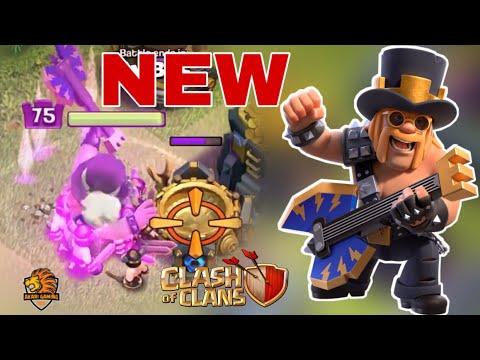 UPDATE | NEW PARTY KING - VUA TIỆC TÙNG CỰC NGẦU Clash of clans | Akari Gaming