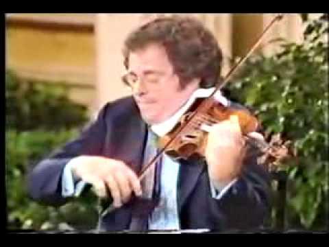Itzhak Perlman & Ken Noda -  Chopin -  Nocturne n° 20 in C diesis minor