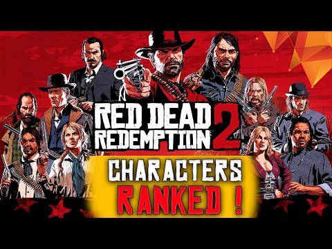 Every Red Dead Redemption 2 Character Ranked From Worst to Best