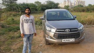 # Toyota INOVA Crysta Review Hindi