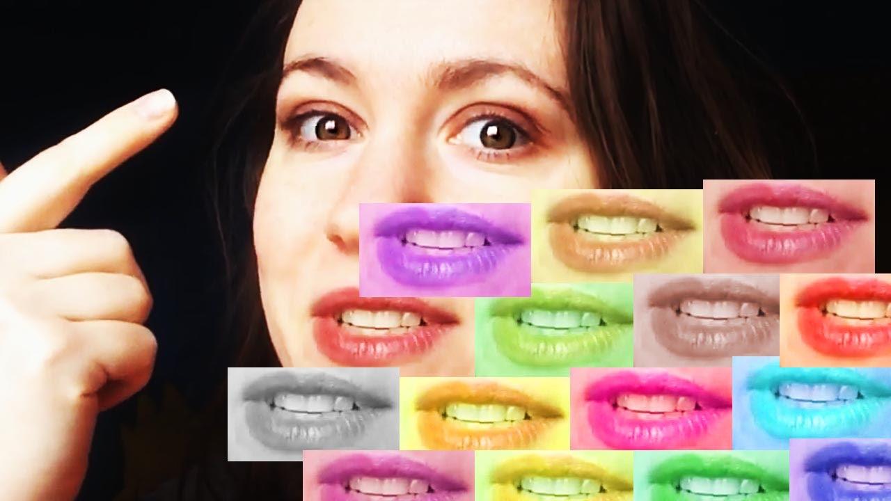 Какая самая стойкая губная помада? Как сделать 65