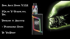Smok Alien Update V1.3.2  V-Version