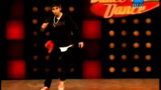 Raghav aka (Croc Roaz) Wold's Best Dance in DID on Zeetv