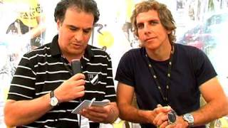 Raphaël Mezrahi rencontre Ben Stiller