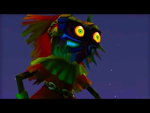 The Legend of Zelda: Majora's Mask 3D The Time Has Come Trailer