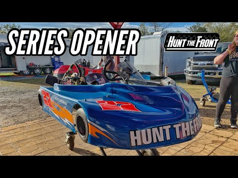 New Year, New Look / Big 10 Go Kart Series Event 1
