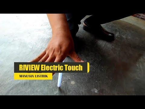 REVIEW ELECTRIC TOUCH - MANUSIA LISTRIK - SEPATU LISTRIK