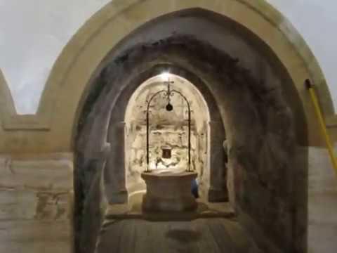Grotto Chapel of Church of the Visitation, Ein Karem כנסיית הביקור, עין כרם