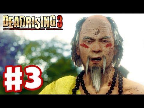 Dead Rising 3 - Gameplay Walkthrough Part 3 - Zen Garden (Xbox One Day One 2013)