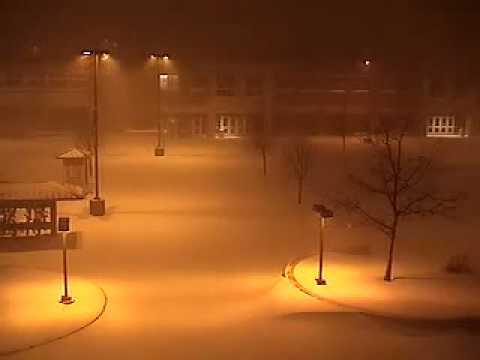 Lake Effect Snow (7) Marquette Mi