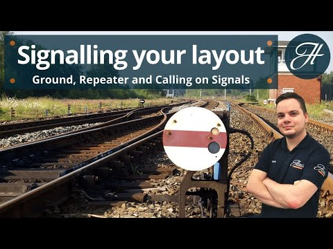 Signalling your layout