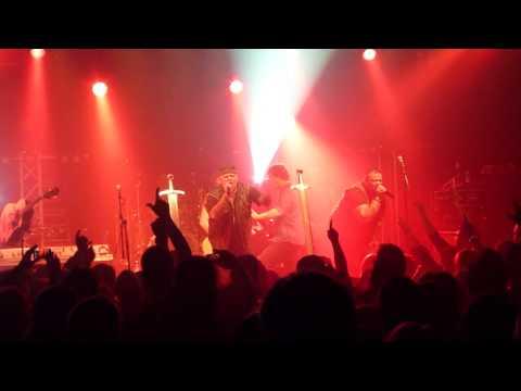 Haudegen live in Frankfurt 2013 Zwei für alle