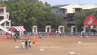 南投縣104年中小學聯運國中男子組200公尺預賽