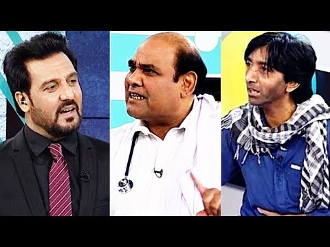 CIA - Agha Majid as Kidney Chor - 10 September 2017 - ATV